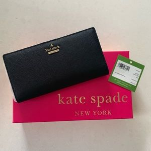 ✨NWT Kate Spade Cameron Street Stacy Wallet